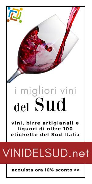acquista on line i migliori vini del sud italia